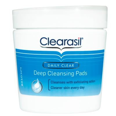 Clearasil Spot Clearing Pads (65 stk)