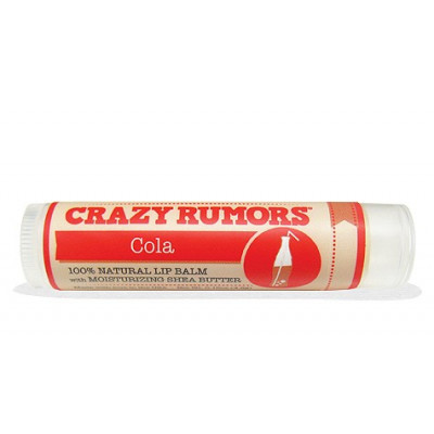 Crazy Rumors Cola Læbepomade (4.4 ml)