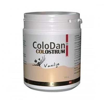 ColoDan Colostrum pulver vanilje (250 g)