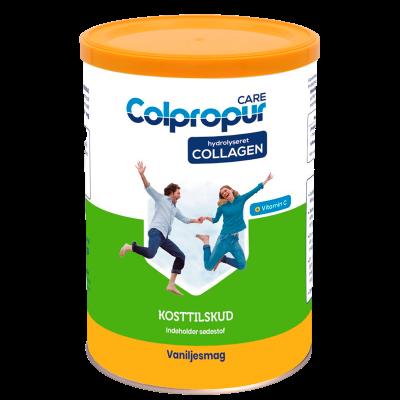Colpropur Collagen & C-vitamin Vaniljesmag (300 g)