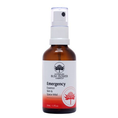 Australian Bush Flower Emergency Essence Skin & Space Mist (50 ml)