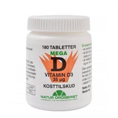 d vitamin pris