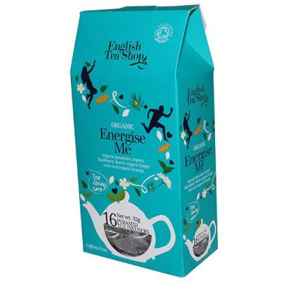 English Tea Shop Loving care tea Energise Me Ø (16 g)