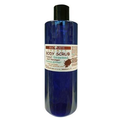 MacUrth - Rasul Body Scrub med havalger (350 ml)