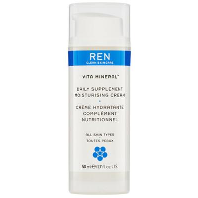 REN Daily Supplement Moisturising Cream (50 ml) (Helsebixen)