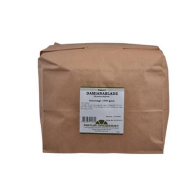 Natur Drogeriet Damianablade Pulver (1000 g)