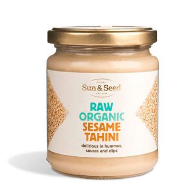 Sun & Seed Tahin Hvid Raw Ø (250 g)