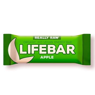 Really Raw LifeBar Æble RAW Ø (47 g)