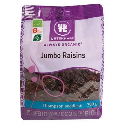 Urtekram Jumbo raisins Ø (300 g)