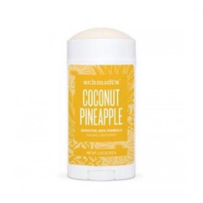 Deodorant stick Coco Pineapple Sensitive hud Schmidt´s