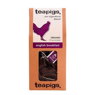 Teapigs Te English breakfast Ø (15 br)