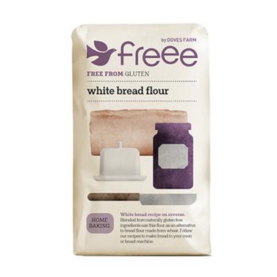 Glutenfri Hvid Brød Mix 1 Kg