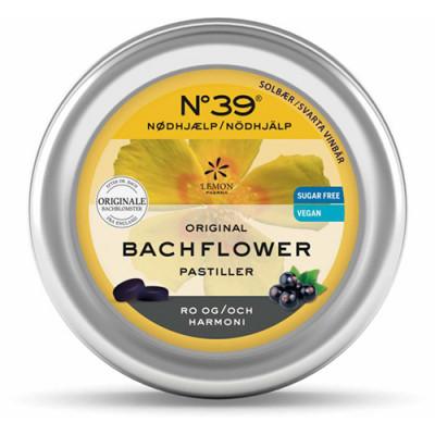 Dr. Bach Pastiller Nødhjælp (50 gr)