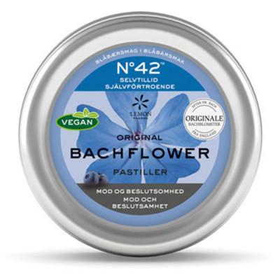 Dr. Bach Pastiller Selvtillid (50 gr)