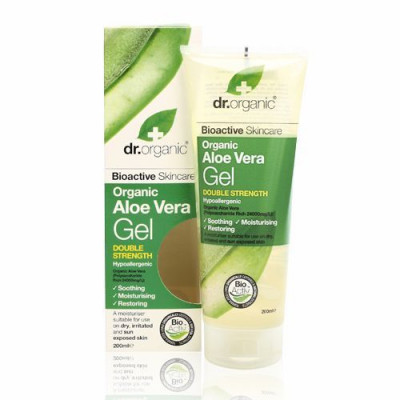 Dr. Organic Aloe Vera Gel (200 ml)