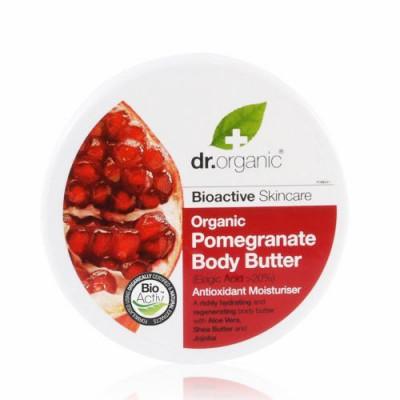 Dr. Organic Pomegranate Body Butter (200 ml)