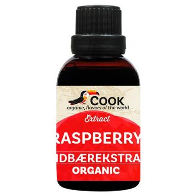 Cook Hindbærekstrakt (50 ml.)