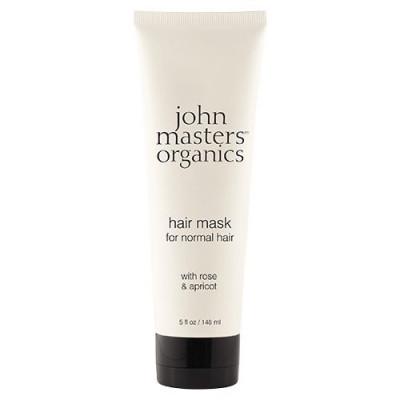 John Masters - Hair Mask Rose & Aprikos (148 ml)