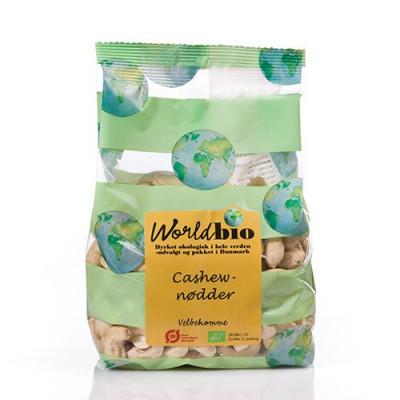 World Bio Cashewnødder Ø (325 g)