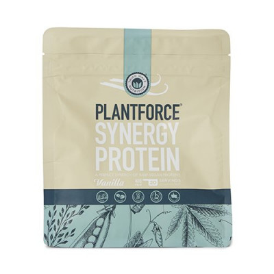 Third Wave Nutrition Plantforce Synergy Protein vanilje (400 g)