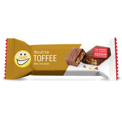 EASIS Biscuit Bar Toffee (30 g)