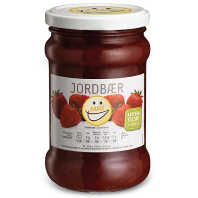 Easis Jordbær Marmelade