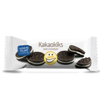 EASIS Kakaokiks Med Cremefyld (44 g)
