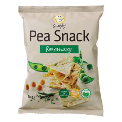 EASIS Pea Snacks Rosmarin (50g)