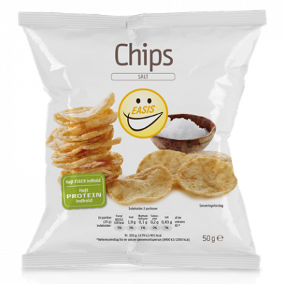 EASIS Salt Chips (50 gr)