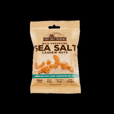 East Bali Cashews Cashewnødder Havsalt (35 g)
