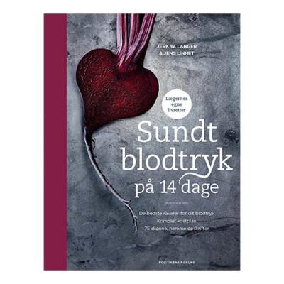 Sundt blodtryk på 14 dage Forfatter Jerk Langer & Jens Linnet