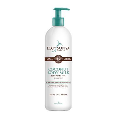 Eco by Sonya Coconyt body milk (375 ml)