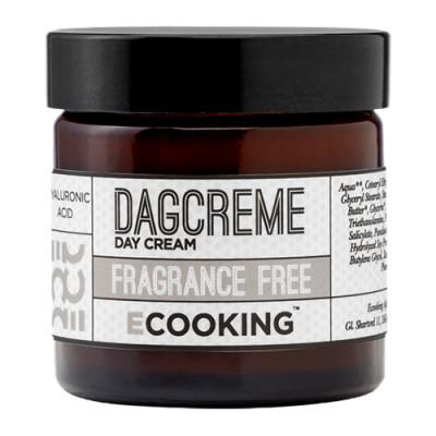 Ecooking Dagcreme Parfumefri (50 ml)