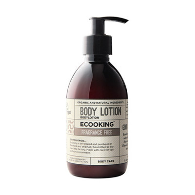 Ecooking Body Lotion Parfumefri (300 ml)