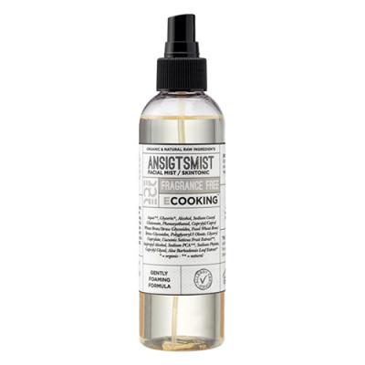 Ecooking Ansigtsmist Parfumefri (200 ml)
