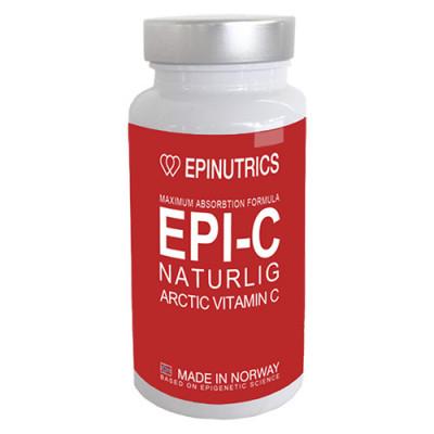 Epinutrics EPI-C Natural Vitamin C (60 kaps)
