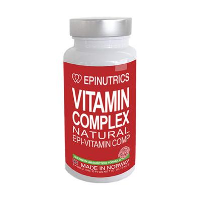 Epinutrics Vitamin Complex (60 kaps)