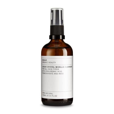 Evolve Organic Beauty Liquid Crystal Micellic Cleanser (100 ml)
