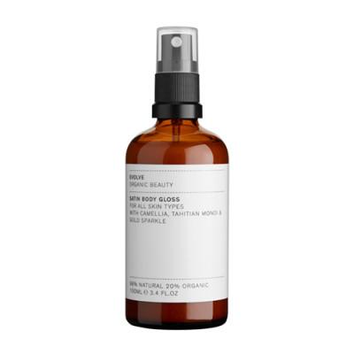 Evolve Organic Beauty Satin Body Gloss (100 ml)