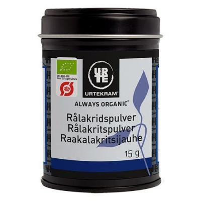 Urtekram Rålakridspulver Ø (15 gr.)