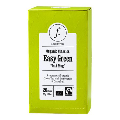 Fredsted The Easy Green te Ø (20 br)