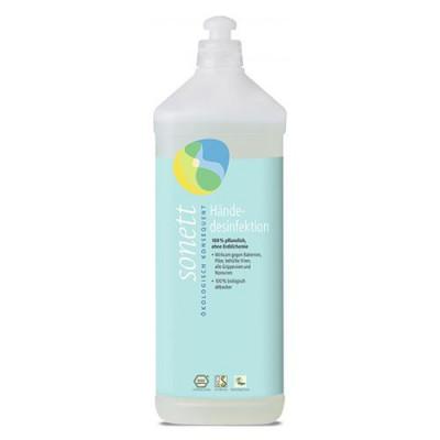 Sonett Desinfektionsmiddel hånd Refill Håndsprit (1 L)