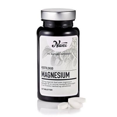 Nani Food State Magnesium (60 kap)