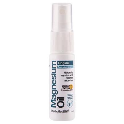 NordicHealth, Magnesium Spray Original (15 ml)