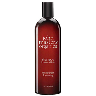 John Master Shampoo for Normal Hair with Lavender & Rosemary (473 ml)