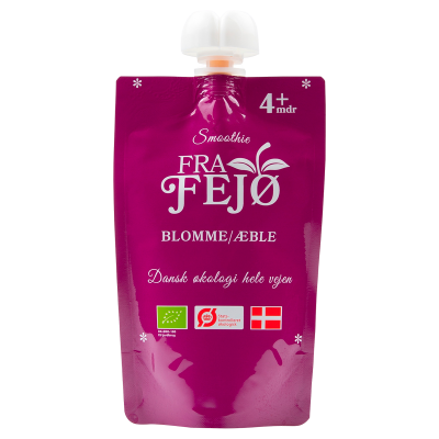 Fra Fejø Smoothie Blomme/Æble Ø (100 ml)