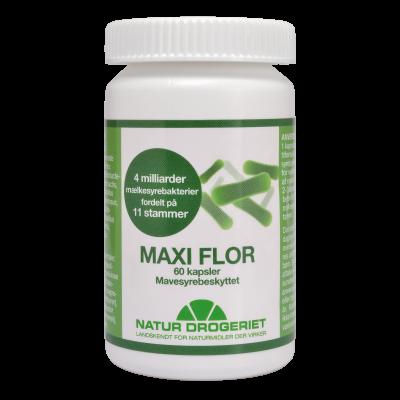 Natur Drogeriet Maxiflor (60 kap)