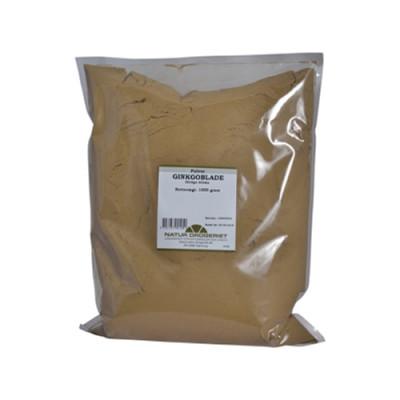 Naturdrogeriet Ginkgoblade Pulver (1000 gr)