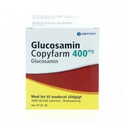 Copyfarm Glucosamin 400 mg (4 x 250 tab)