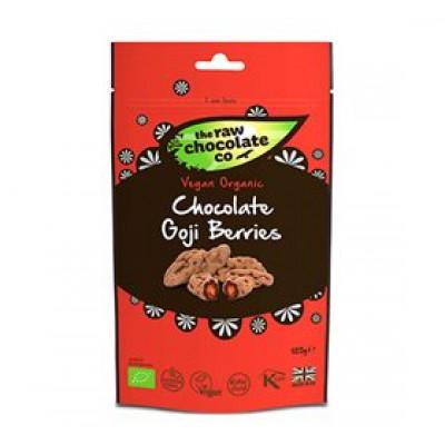 Organic Raw Chocolate Gojibær (125 gr)